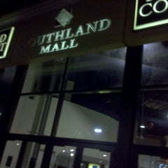 Photo taken at Southland Mall by Kevin H. on 11/23/2011