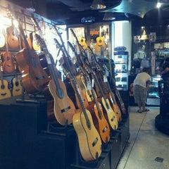Photo taken at Music Collection (มิวสิก คอลเล็กชั่น) by Tom D. on 11/14/2011