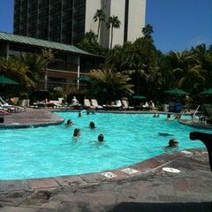 Photo taken at Catamaran Resort Hotel and Spa by Jason L. on 7/24/2012