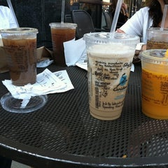 Photo taken at Caribou Coffee by Hector E. on 10/8/2011