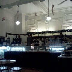 Photo taken at The Brown Cow Ice Cream Parlor by Aethe S. on 12/11/2011