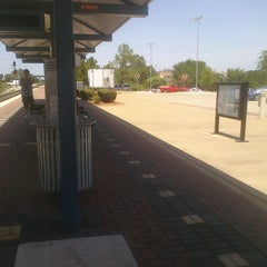Photo taken at Hurst / Bell Station (TRE) by Carlos G. on 6/28/2011