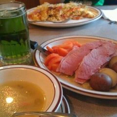 Photo taken at Marquette Inn Restaurant by Benedict S. on 3/17/2012