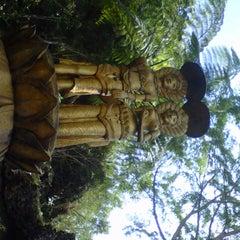 Photo taken at Goa Seplawan by Agustin W. on 8/22/2012