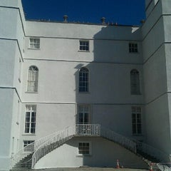 Photo taken at Rathfarnham Castle by Heno F. on 9/28/2011