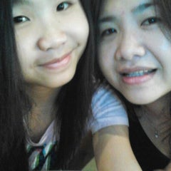 Photo taken at Kuchai Lama Food Court by Amanda K. on 12/24/2011