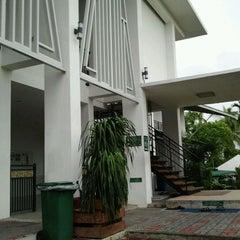 Photo taken at Surau An-Nur by Fana N. on 9/21/2011