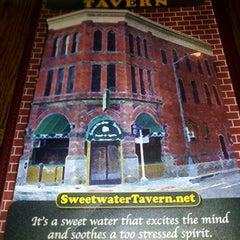 Photo taken at Sweetwater Tavern by Kelle C. on 1/22/2012