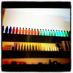 Photo taken at Feel Hairdresser by Yami T. on 8/21/2012