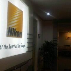 Photo taken at Nikon Malaysia by Hafizudin M. on 11/4/2011