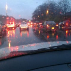 Photo taken at Garden State Parkway -- Saddlebrook by Amanda B. on 12/7/2011