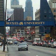 Photo taken at Drexel University by Ray F. on 10/11/2011