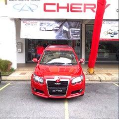 Photo taken at Chery Automobile (M) Sdn. Bhd. by azizi•KЯB™ on 6/30/2012