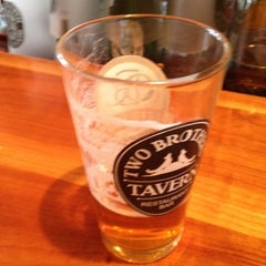 Photo taken at Two Brothers Tavern by Pìpo G. on 4/12/2012