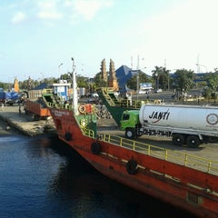 Photo taken at Pelabuhan Gilimanuk by Angga P. on 8/30/2012