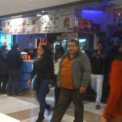 Photo taken at Cine Hoyts by Abdiel V. on 7/10/2012