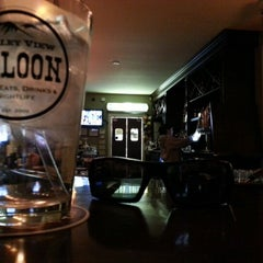 Photo taken at Valley View Saloon by John on 9/10/2012