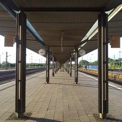 Photo taken at Bahnhof Hamm (Westfalen) by Marco on 8/10/2012