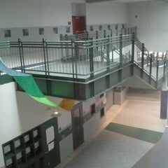 Photo taken at Nashua High School South by Paige on 8/17/2011