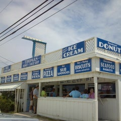 Photo taken at Thomas Donut & Snack Shop by Zachary H. on 7/6/2012