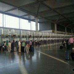 Photo taken at Terminal 3 by Robin K. on 5/17/2012