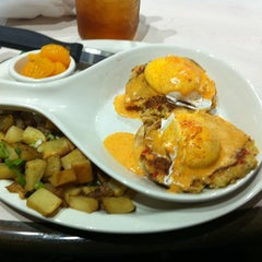 Photo taken at Egg Harbor Cafe by Joey M. on 7/7/2011