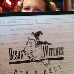 Photo taken at Bison Witches by Downtown Lincoln on 5/6/2011