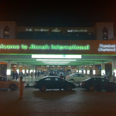 Photo taken at Jinnah International Airport (KHI) جناح بین الاقوامی ہوائی اڈہ by YASIR S. on 11/7/2011