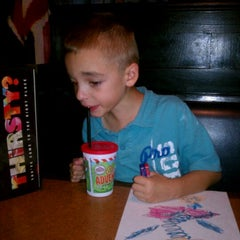Photo taken at TGI Fridays by Holly R. on 10/14/2011