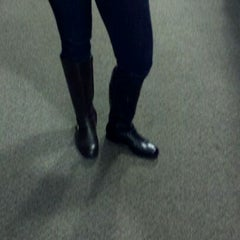 Photo taken at DSW by Jessica F. on 12/3/2011