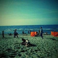 Photo taken at Beachclub O. by Marcel O. on 9/25/2011