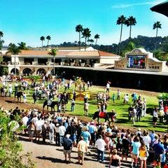 Photo taken at Del Mar Racetrack by Matthew W. on 9/4/2012