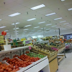 Photo taken at Grand Asia Market by Dawne K. on 2/28/2012