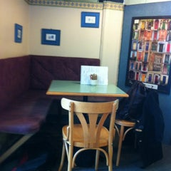 Photo taken at Drifters Internet Cafe by Adam Y. on 3/31/2012