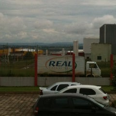 Photo taken at Real Distribuidora by Edson M. on 1/24/2012