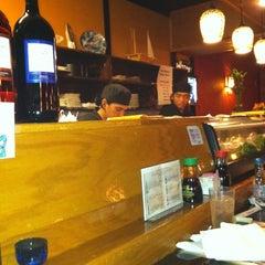 Photo taken at Domo Japanese Restaurant & Sushi Bar by Josh D. on 2/13/2011