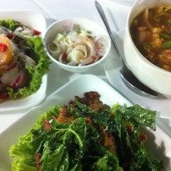 Photo taken at ร้านวิณ (Win) by Patty P. on 3/23/2012