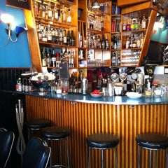 Photo taken at Bar Boca by VisitOSLO T. on 9/1/2011