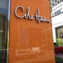 Photo taken at Cole Haan by Dustin F. on 5/18/2012