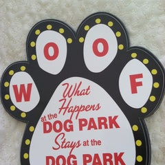 Photo taken at Ocean County Dog Park by Georgene R. on 8/7/2011