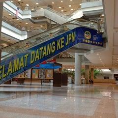 Photo taken at Jabatan Pendaftaran Negara (JPN) by Syed A. on 7/8/2012