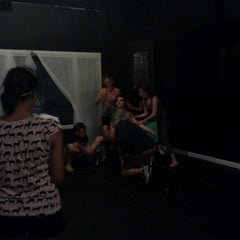 Photo taken at Glass Mind Theatre by Lynn M. on 8/25/2012