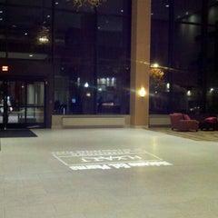 Photo taken at Hyatt Morristown at Headquarters Plaza by Sarah V. on 11/13/2011