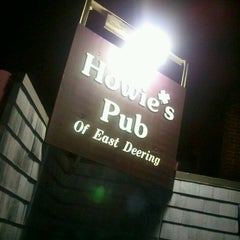 Photo taken at Howie's Pub by Bryan M. on 9/23/2011