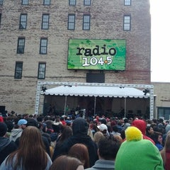 Photo taken at The Piazza by Andrew V. on 1/28/2012