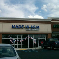 Photo taken at Made In Asia by Will L. on 5/6/2011