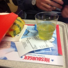 Photo taken at Hesburger by Константин Ф. on 9/12/2012