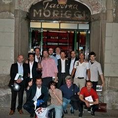 Photo taken at Taverna Moriggi by Pietro F. on 11/2/2011