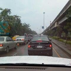 Photo taken at Prasert-Manukitch Road by Oat U. on 1/30/2012