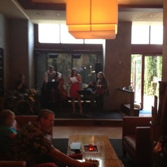 Photo taken at Mosaic Restaurant & Lounge - Four Points By Sheraton by Craig H. on 6/23/2012
